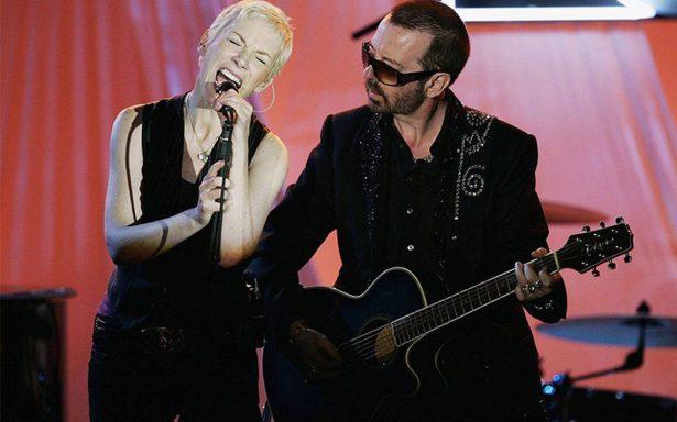 """Eurythmics, el dúo famoso por """"Sweet Dreams"""", podría entrar al Salón de la Fama"""