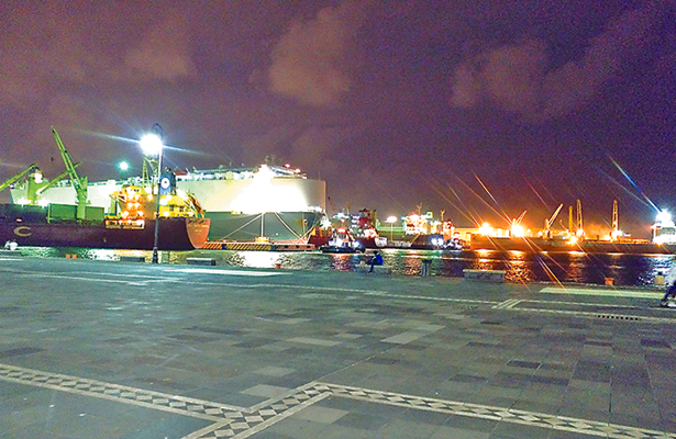 El nuevo Puerto de Veracruz multiplicará por cuatro su capacidad
