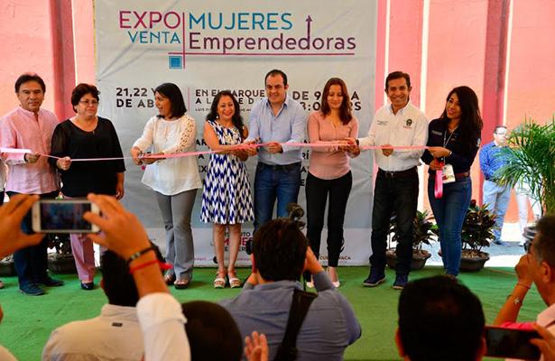 Impulsan en Cuernavaca  a mujeres emprendedoras