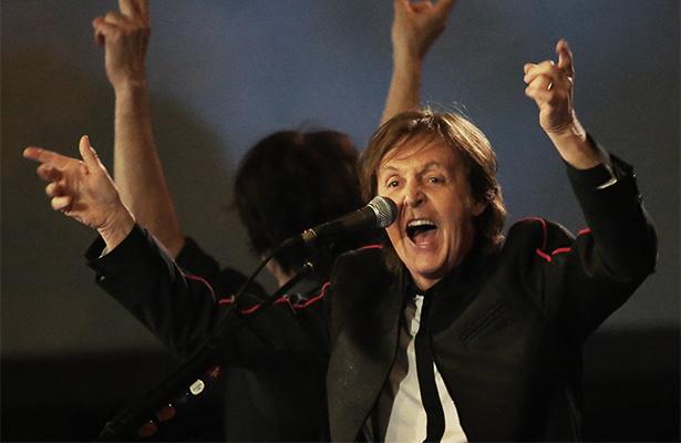 ¡Boletos de Paul McCartney se agotan en preventa!