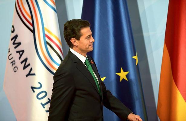La relación Mexico-Estados Unidos no se basa en murmullos: Peña Nieto