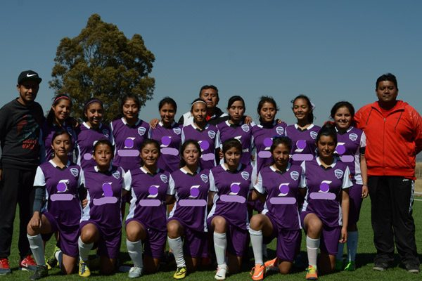 Coyotas Sub-15 golearon 8-1 a las Leonas de Oaxaca