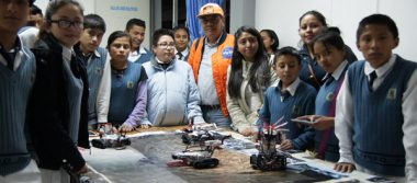 Programa tlaxcalteca despierta el interés científico de niños y jóvenes