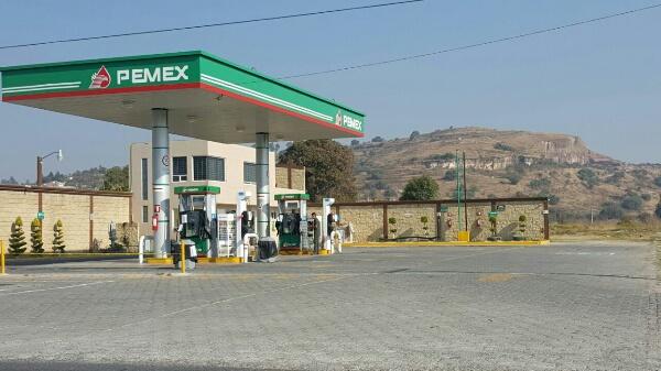 """Vacías lucen estaciones de gasolina por inicio del """"gasolinazo"""""""