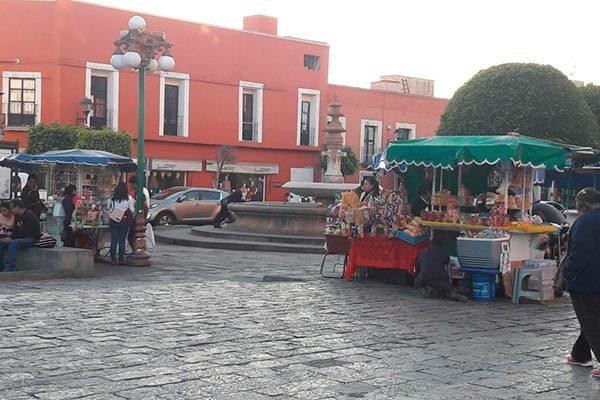 Incrementa casi 2% la informalidad en Tlaxcala