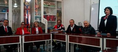 Asume Aída Madrid delegación de Cruz Roja por segunda ocasión