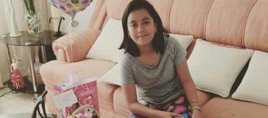 Con regalos y  pastel celebra  Marianita su  cumpleaños