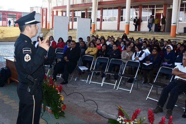 Inicia en Tlaxcala Programa Nacional de Prevención de la Violencia Escolar