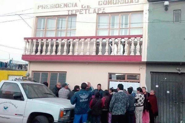 Posponen elección de Tepetlapa Río de los Negros, será el 29 de enero