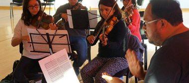 """Compartirá orquesta """"Qué es una melodía"""""""