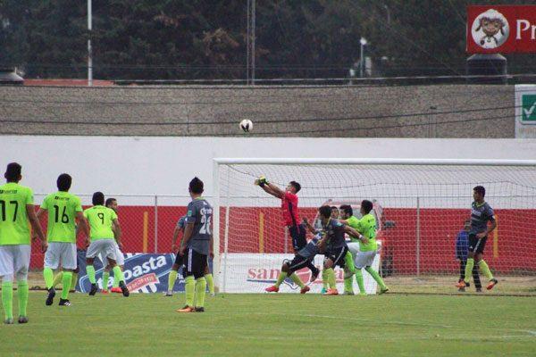 Los Nuevos Talentos siguen sin visión de buen futbol y pierden puntos importantes en casa