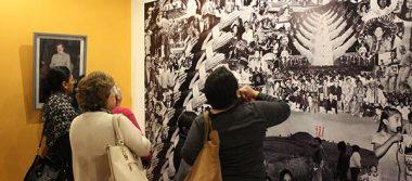 Presentan exposición del archivo fotográfico Serrano-Espíndola