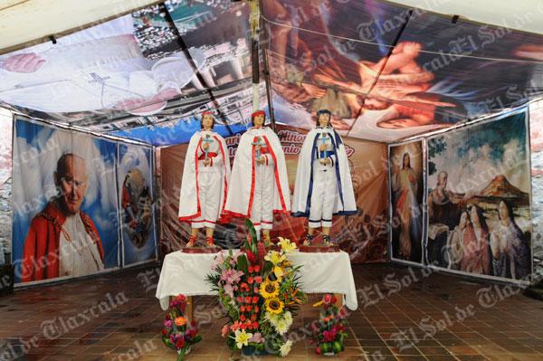Anunciará Papa fecha  para canonización  de Niños Mártires