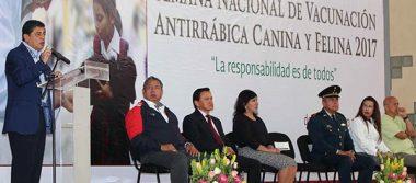 Tlaxcala, ejemplo nacional en prevención y control de rabia canina: Cenaprece