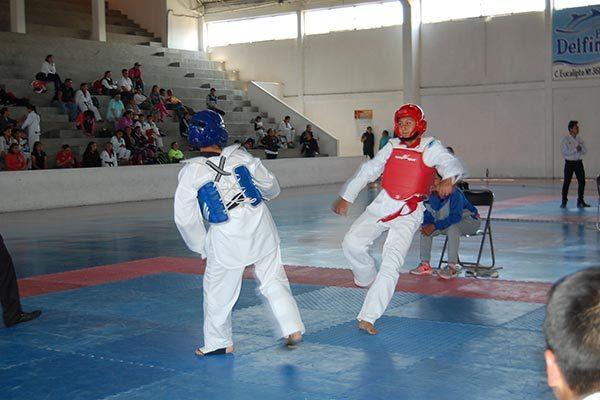 Implica elevados costos practicar el taekwondo