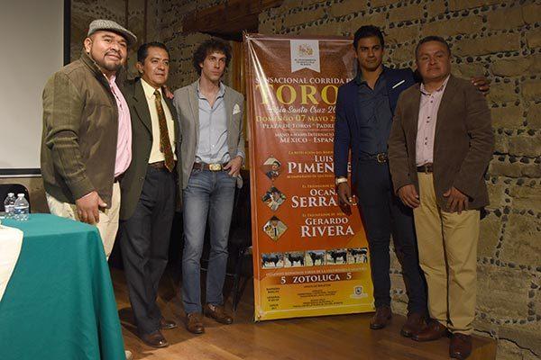 Habrá corrida internacional en la feria de Santa Cruz Tlaxcala