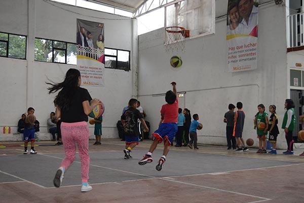 El club de basquetbolistas suma en su historial diversas participaciones a nivel estatal, regional y algunas nacionales. /Migdalia CARRO