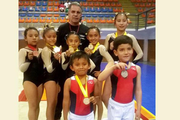 Los tlaxcaltecas lograron cinco pases a la Olimpiada Nacional 2017. / EL SOL DE TLAXCALA