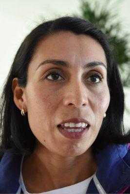 Karina Pérez no comparte posición de Madaí Pérez