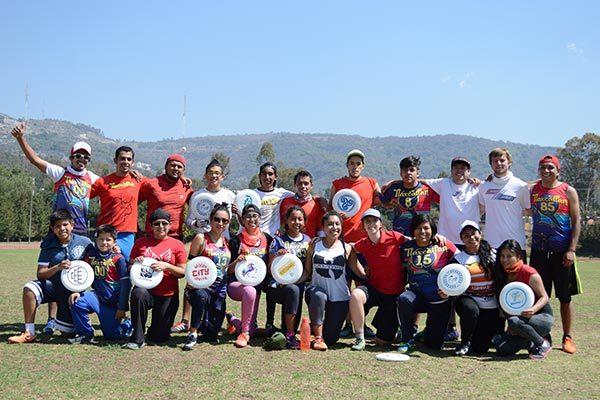"""Alista """"armas"""" para regional Ultimate Frisbee Tlaxcallan"""