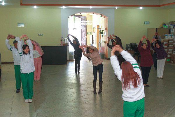 """Beneficia a 86 mil personas Programa """"Alimentación y Actividad Física"""" de Sesa"""