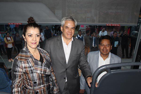 Inauguran central de autobuses en SPM; tendrá destinos entre Puebla y Tlaxcala
