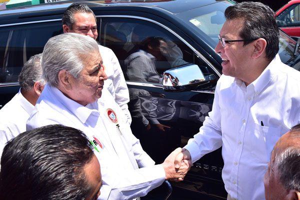 Trabajadores, motor para que Tlaxcala destaque: Mena