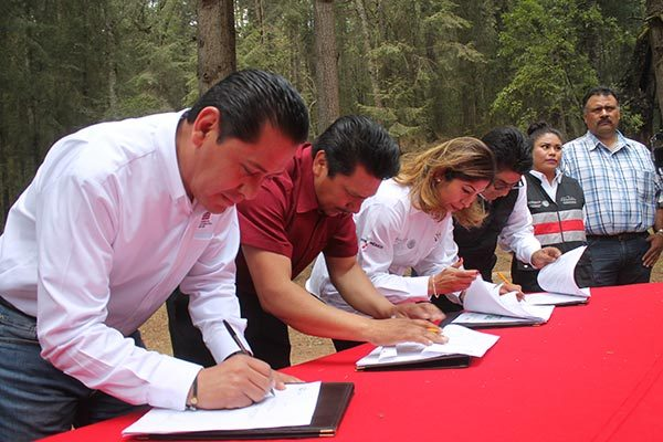 Certifica Conafor primeros dos bosques para turismo