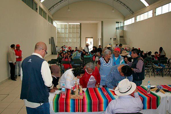 Fortalecerán danza xochipitzahuac en comunidad de San Felipe Cuauhtenco, municipio de Contla de Juan Cuamatzi