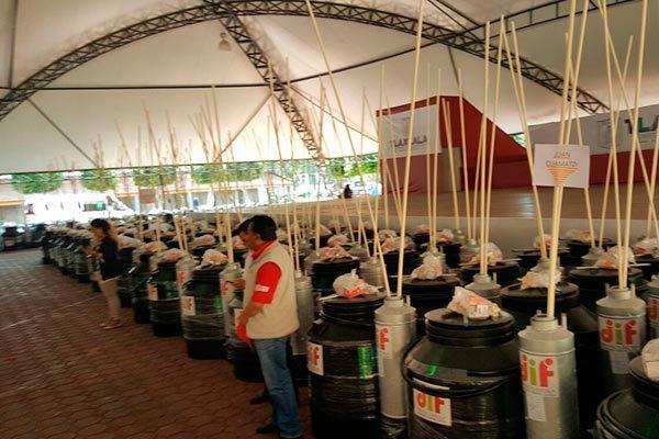 Beneficia DIF a 350 familias  con apoyos hidráulicos