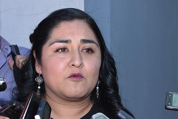 No negamos la percepción de inseguridad: Alvarado Varela