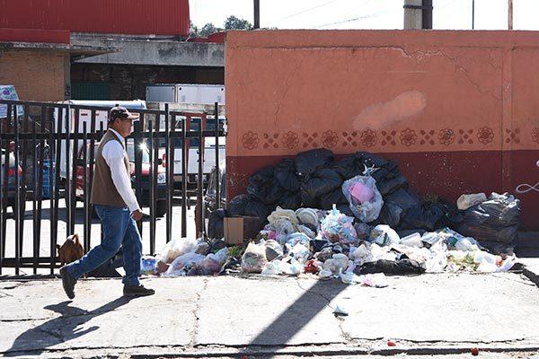 Ya no hay excusas para que capitalinos arrojen y acumulen basura en calles