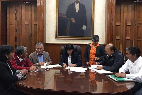 Inician programa para regularización de suelo en la capital