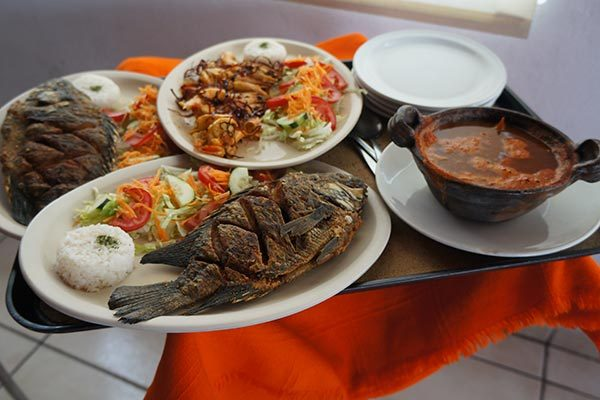 Los mejores mariscos se disfrutan en La Guacamaya