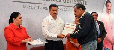 Entrega el Issste 500 préstamos personales a derechohabientes