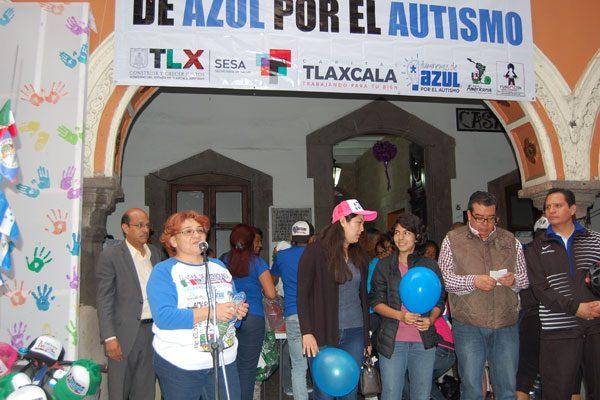 En Tlaxcala rodada por el autismo