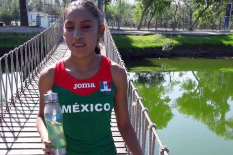 Diana Coraza, atleta ciega que brilla con luz propia con el apoyo del estado de Puebla