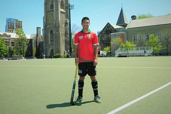 Participará Reymundo Lemus en el Juego de Estrellas de hockey