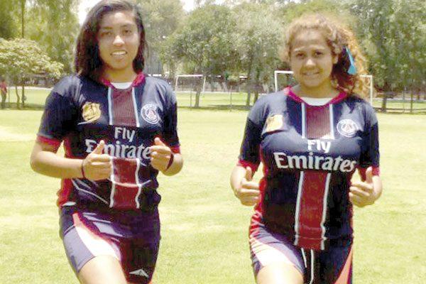 Organizan campamento de futbol femenil para jugadoras de siete a 17 años