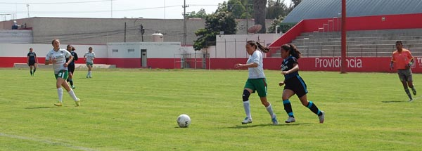 Coyotas de Tlaxcala obtuvo su pase a la semifinal de Limeffe con marcador global de 10 a tres anotaciones de Real Azteca. /Fabiola VÁZQUEZ