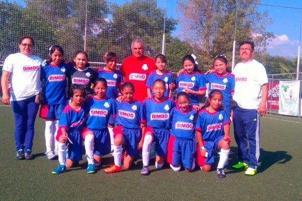 Obtiene Tlaxcala segundo lugar del torneo futbolito