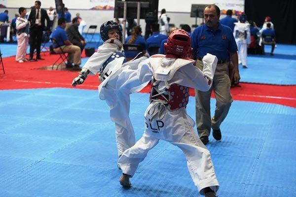 Tlaxcala en penúltimo lugar del medallero del Nacional Juvenil
