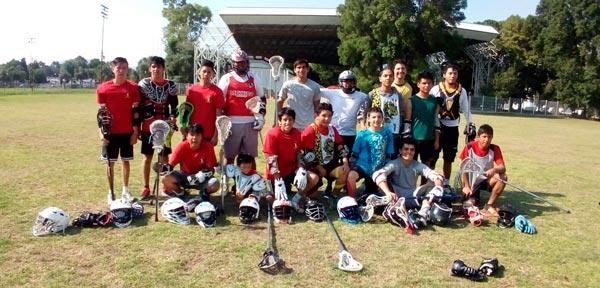 Reconoce Federación Mexicana de Lacrosse a equipo tlaxcalteca