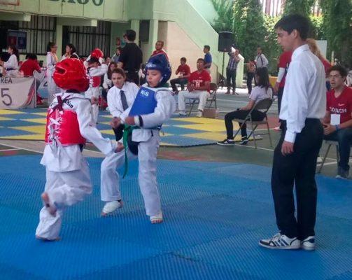 Moo Duk Kwan destaca en Copa Intercolegial