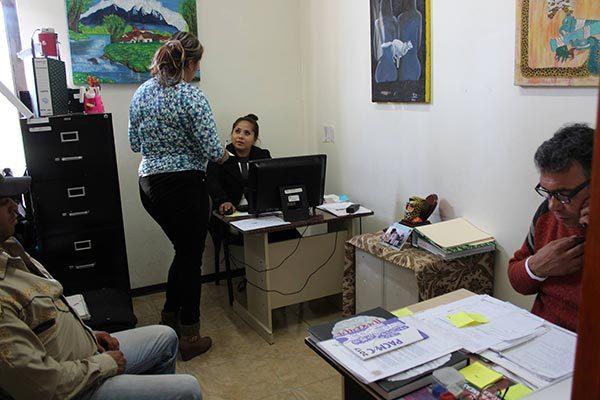 Ajustan al personal para eficientar servicios en Tetla de la Solidaridad