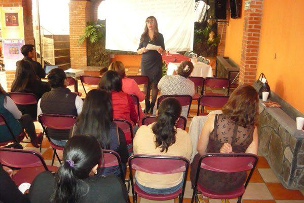 Buscan que Contla sea municipio libre de  violencia de género