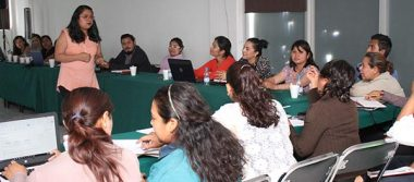 Capacita el IEM a dependencias y comunas contra violencia de género
