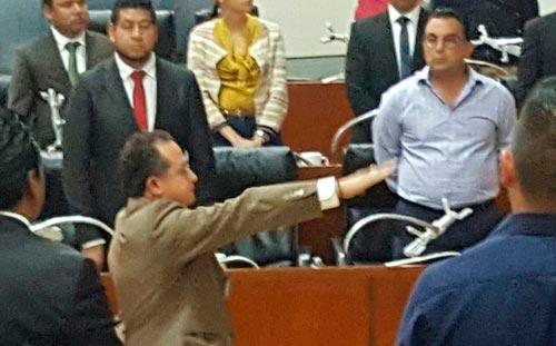 Designa Congreso a Victor Manuel Cid del Prado como nuevo titular de la CEDH