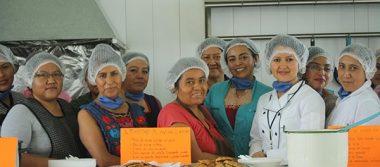 Imparten taller sobre alimentación saludable en Zacatelco