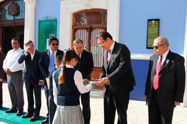 Ejercerá Huamantla 3.5 mdp  en cinco comedores escolares